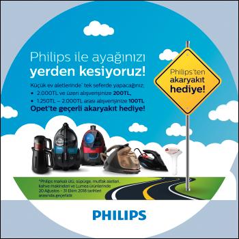 Opet Philips Kampanyası
